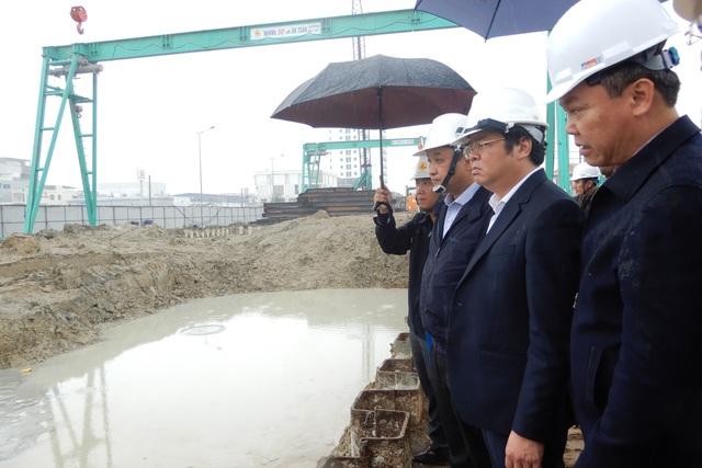 Đà Nẵng thúc tiến độ nút giao thông 3 tầng  - 2