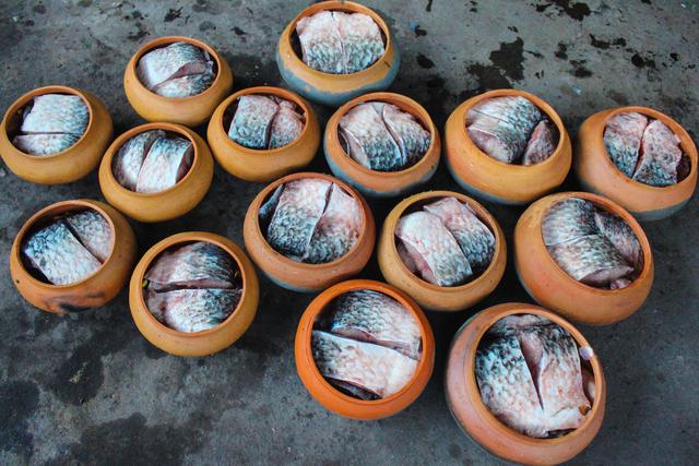 Chuyện lạ làng Vũ Đại: Đeo mặt nạ, thức xuyên đêm canh nồi cá kho bạc triệu - 6