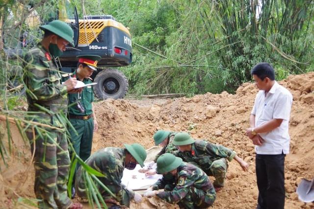 Phát hiện, quy tập 2 hài cốt liệt sĩ Việt Nam có danh tính trên đất Lào - 2