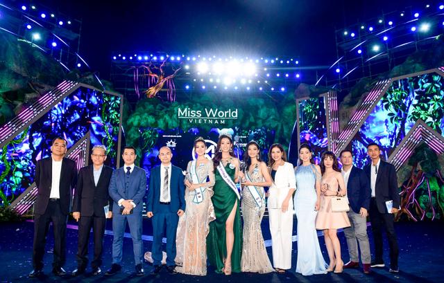 Miss World Lương Thùy Linh: Tri thức sẽ thay đổi tương lai - 3