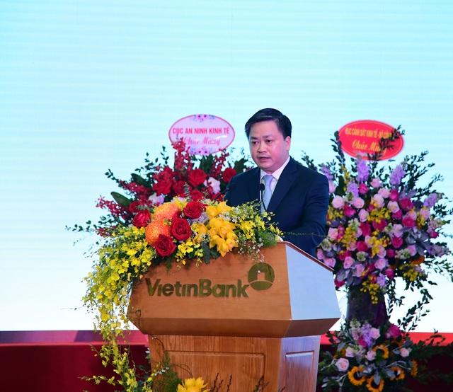 Ông Lê Đức Thọ: VietinBank giảm gần 5.000 tỷ đồng lợi nhuận từ hạ lãi suất - 1