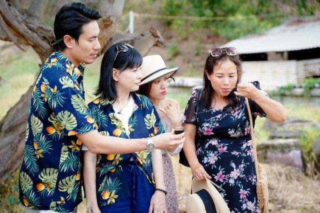 Khoảnh khắc hạnh phúc của Kiều Minh Tuấn - Cát Phượng sau nhiều sóng gió - 8