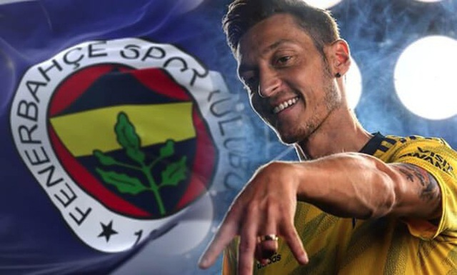 Mesut Ozil đạt thỏa thuận rời khỏi Arsenal - 2