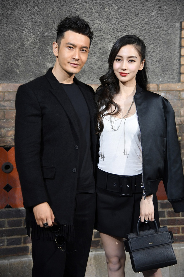 Angelababy phản hồi trước tin đồn Huỳnh Hiểu Minh tái hợp tình cũ - 2