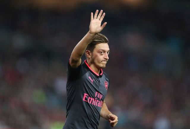 Mesut Ozil đạt thỏa thuận rời khỏi Arsenal - 1