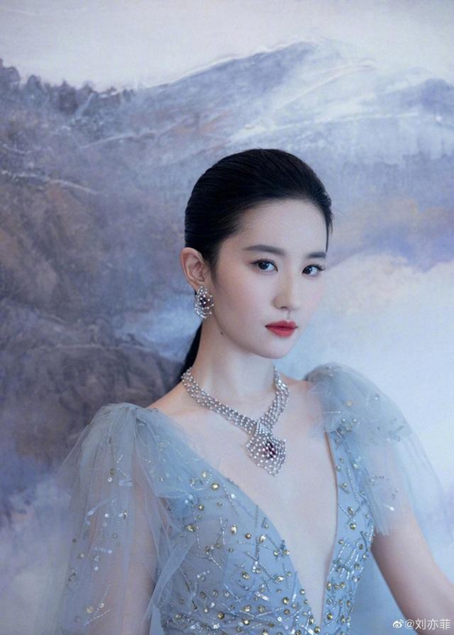Thần tiên tỷ tỷ Lưu Diệc Phi tái xuất với nhan sắc đỉnh cao - 9