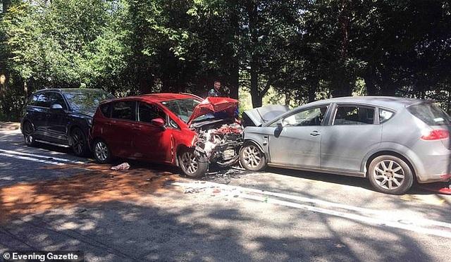 Tai nạn giao thông giảm dần trong dịp nghỉ Tết Nguyên đán 2021 - 1