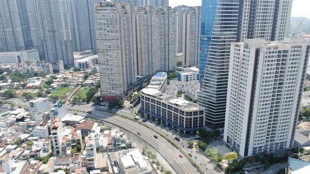 TPHCM hạn chế xây cao ốc ở 7 quận nội thành - 1