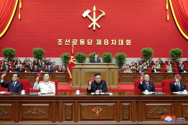 Ông Kim Jong-un thừa nhận kế hoạch kinh tế thất bại - 5