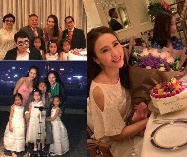 Nhan sắc tuổi 50 của đệ nhất mỹ nhân TVB Lê Tư - 5