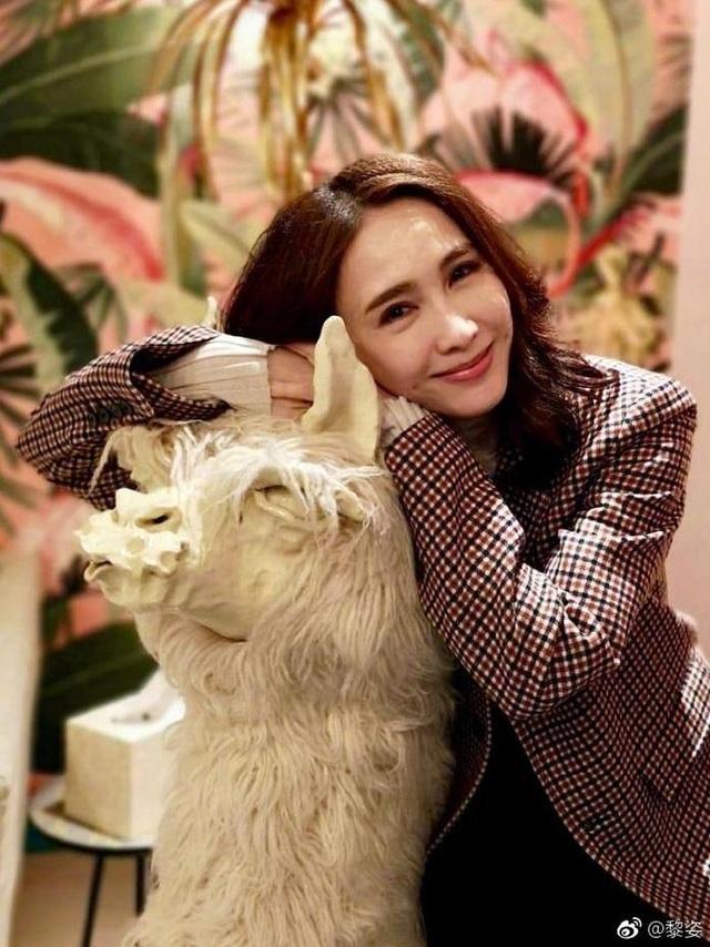 Nhan sắc tuổi 50 của đệ nhất mỹ nhân TVB Lê Tư - 7