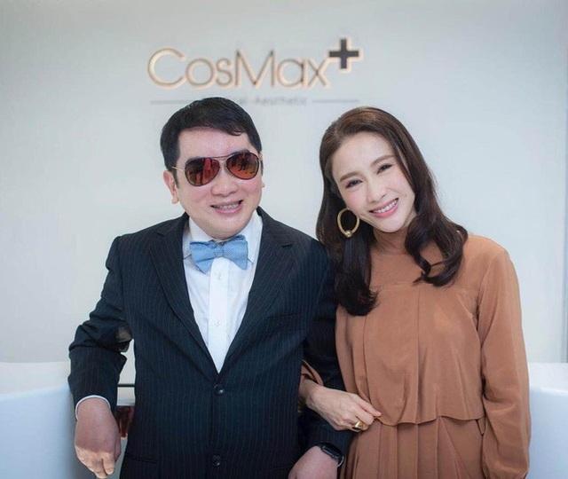 Nhan sắc tuổi 50 của đệ nhất mỹ nhân TVB Lê Tư - 6