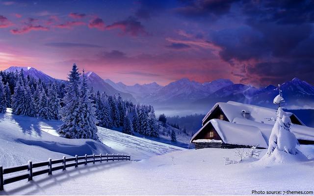 14 sự thật thú vị về mùa đông - 1