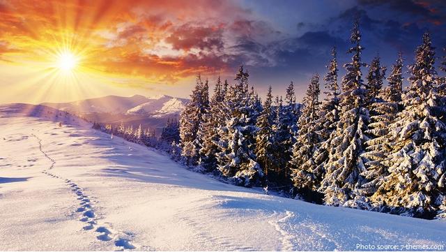 14 sự thật thú vị về mùa đông - 2
