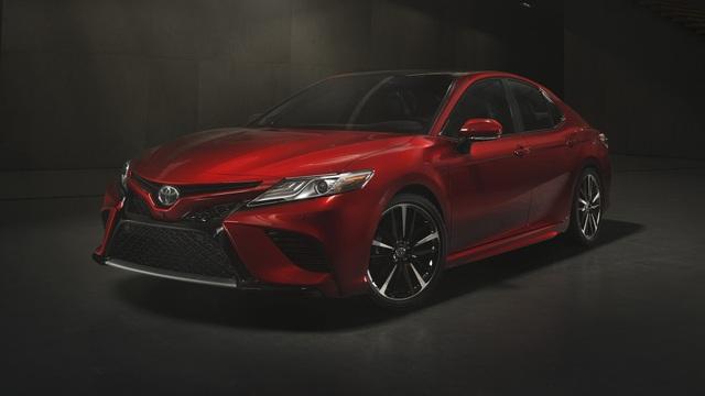 Top 10 mẫu xe bán chạy nhất nước Mỹ năm 2020 - 5