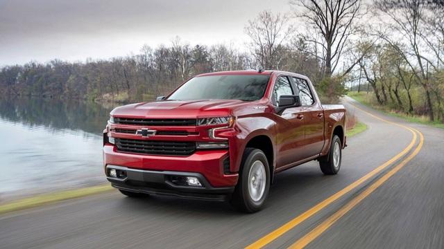 Top 10 mẫu xe bán chạy nhất nước Mỹ năm 2020 - 9