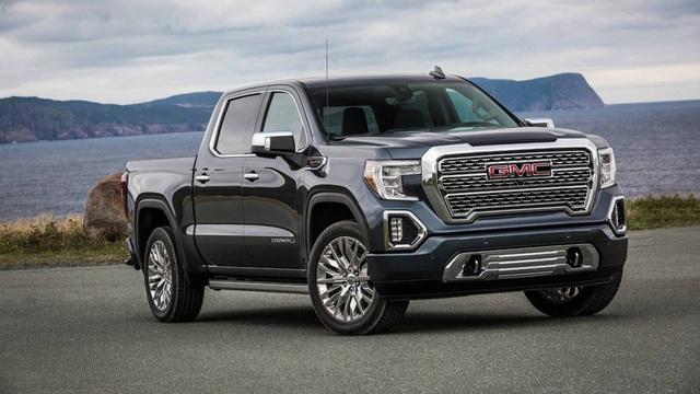 Top 10 mẫu xe bán chạy nhất nước Mỹ năm 2020 - 2