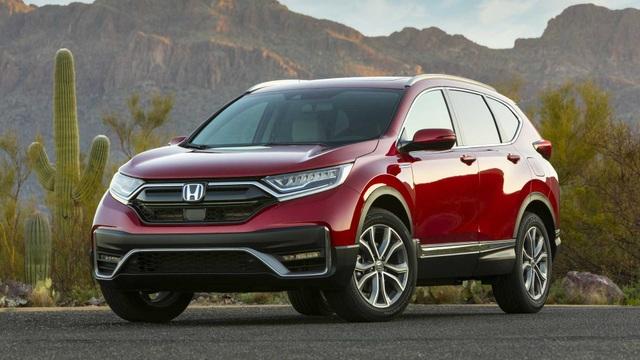 Top 10 mẫu xe bán chạy nhất nước Mỹ năm 2020 - 6