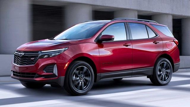 Top 10 mẫu xe bán chạy nhất nước Mỹ năm 2020 - 4