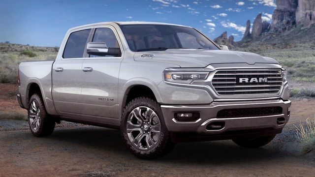 Top 10 mẫu xe bán chạy nhất nước Mỹ năm 2020 - 8