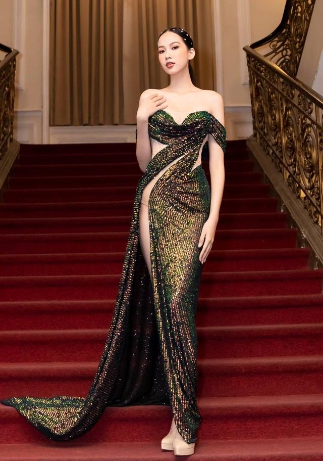 Hoa hậu Đỗ Thị Hà đọ sắc cùng người mới của chồng cũ Lệ Quyên - 15