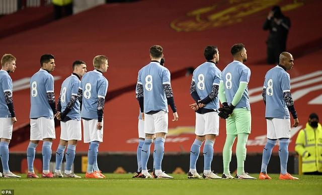 Những khoảnh khắc Man City quật ngã Man Utd tại Old Trafford - 9