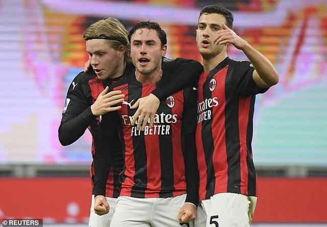 C.Ronaldo tịt ngòi, Juventus vẫn xuất sắc hạ gục AC Milan - 4