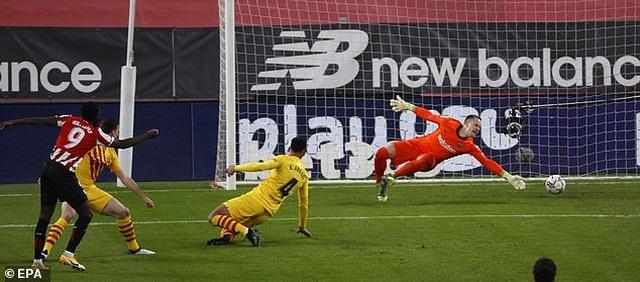 Lucky88 tổng hợp: Bilbao 2-3 Barcelona: Messi tỏa sáng rực rỡ