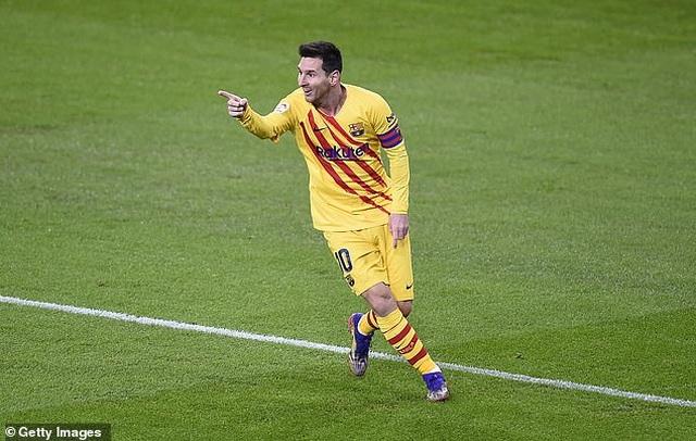 Bilbao 2-3 Barcelona: Messi tỏa sáng rực rỡ - 7