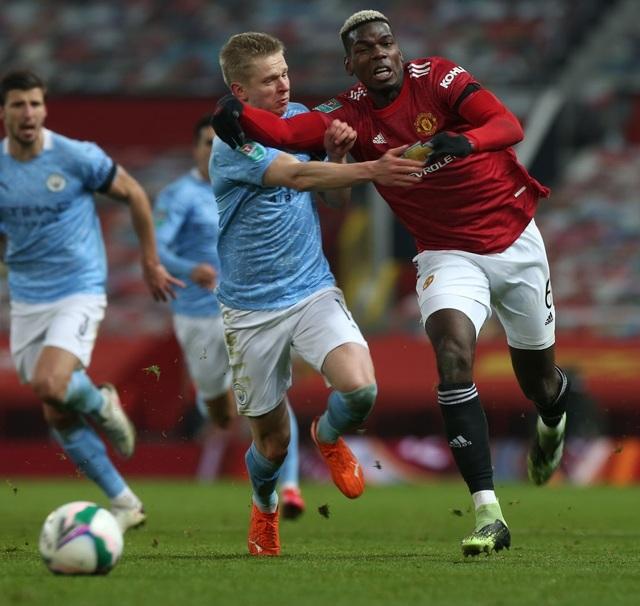 Man Utd 0-2 Man City: Đẳng cấp của nhà đương kim vô địch - 3