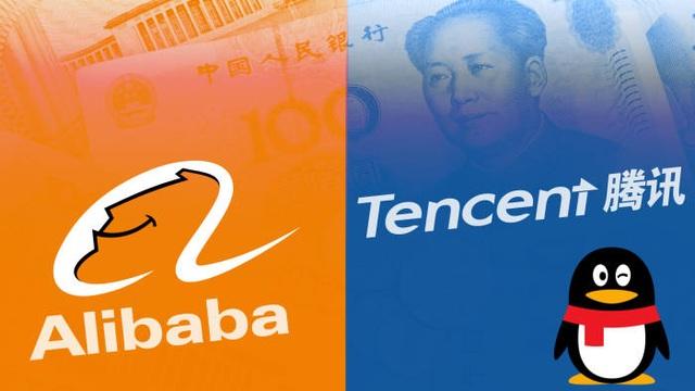 Mỹ xem xét đưa Alibaba, Tencent vào danh sách đen - 1