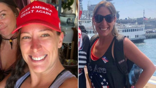 Người bị bắn chết tại quốc hội Mỹ là fan trung thành của ông Trump - 1