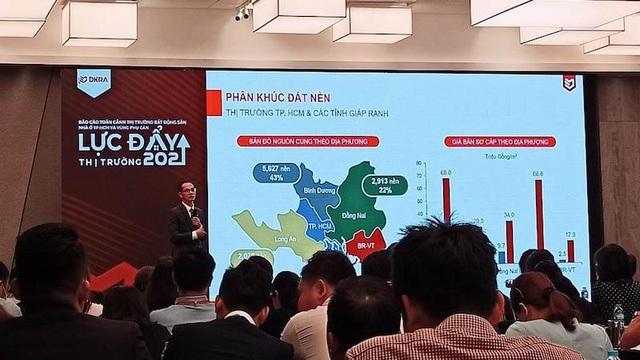 Bình Dương, Đồng Nai vượt TPHCM, dẫn đầu nguồn cung bất động sản - 1