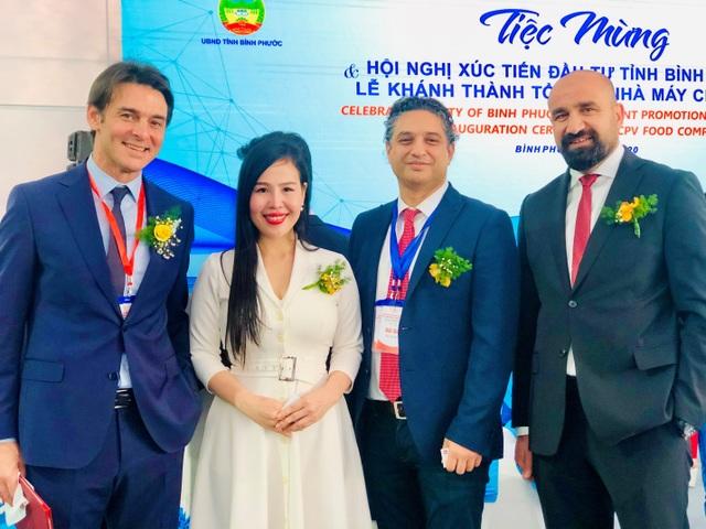 Công ty CP Găng tay MVS xây dựng nhà máy sản xuất găng tay 120 triệu USD tại Bình Phước - 1