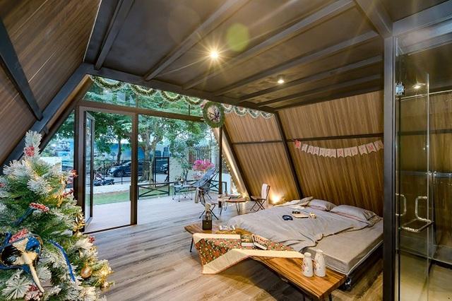 Căn nhà đẹp như mơ giữa Hà Nội, xây dựng chỉ với 300 triệu đồng - 1