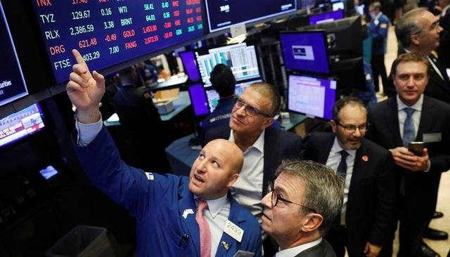 Chỉ số Dow Jones tăng cao nhất mọi thời đại sau kết quả bầu cử ở Georgia - 1