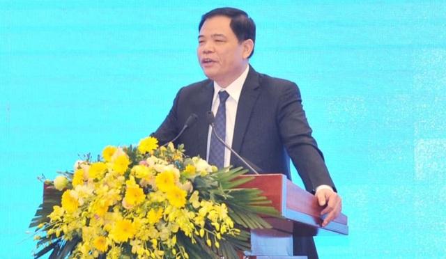 Bộ trưởng Nguyễn Xuân Cường: Người Việt Nam đang thích hàng Việt Nam - 1