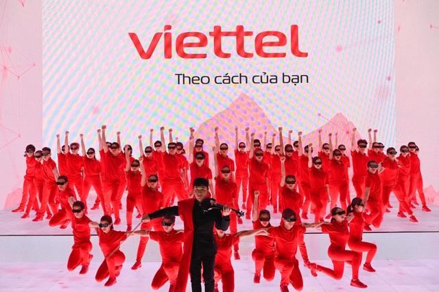 Viettel công bố bộ nhận diện thương hiệu mới - 1