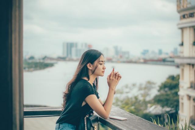 Hoa khôi Nét đẹp sinh viên Du lịch: Hãy cứ mơ to nghĩ lớn - 7