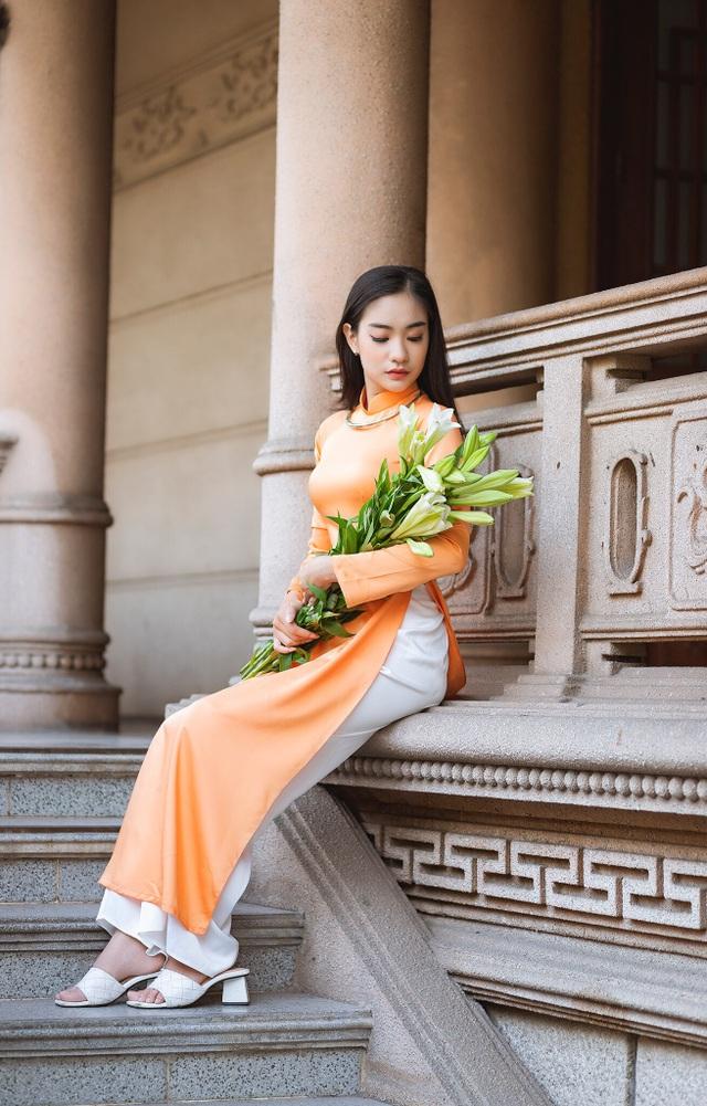 Hoa khôi Nét đẹp sinh viên Du lịch: Hãy cứ mơ to nghĩ lớn - 10