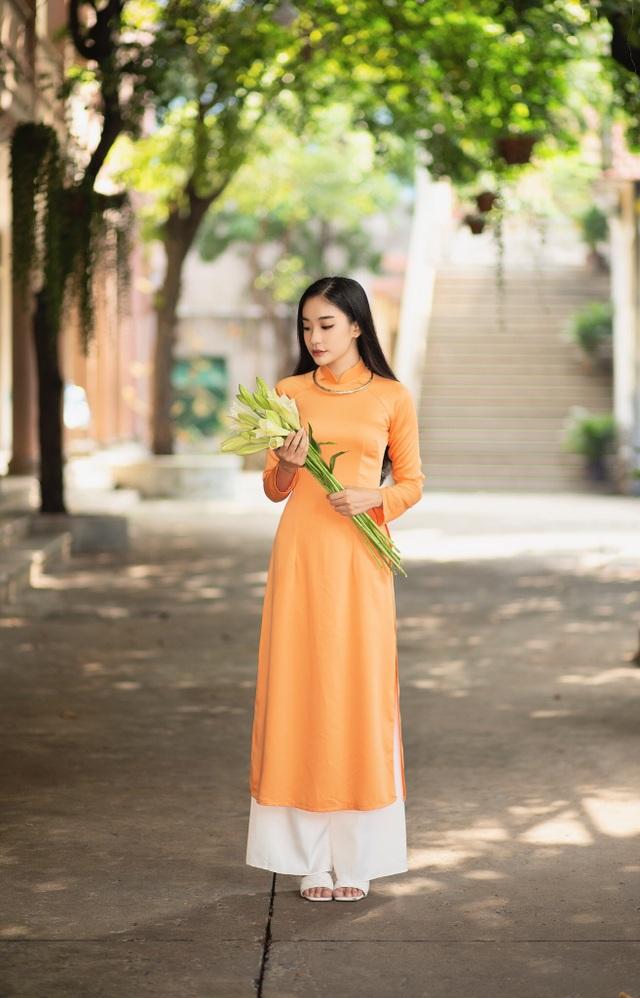 Hoa khôi Nét đẹp sinh viên Du lịch: Hãy cứ mơ to nghĩ lớn - 12