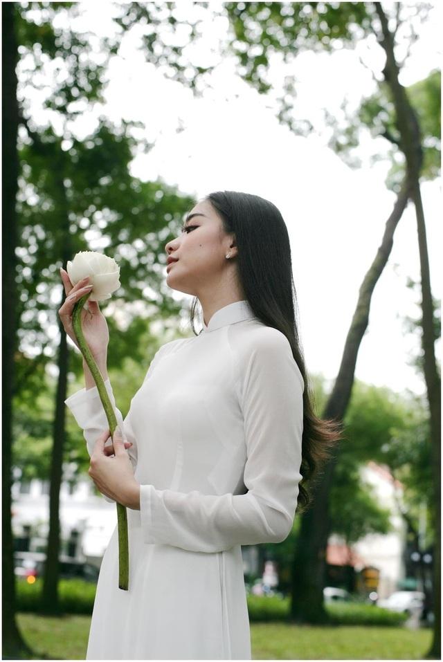 Hoa khôi Nét đẹp sinh viên Du lịch: Hãy cứ mơ to nghĩ lớn - 15