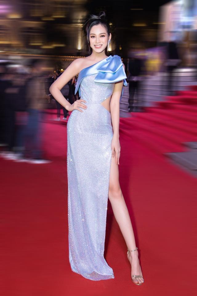 Hoa hậu Đỗ Thị Hà đọ sắc cùng người mới của chồng cũ Lệ Quyên - 1