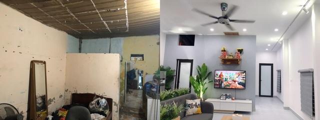 Vợ chồng ở Hà Nội biến dãy trọ xập xệ thành chung cư mặt đất tiện nghi - 2