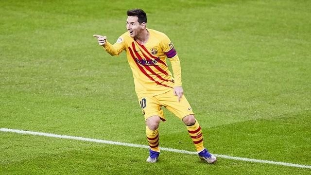 Messi bắt đầu tìm thấy niềm vui trở lại với Barcelona - 1