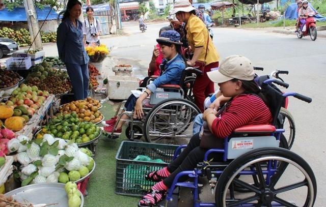 Tây Ninh: Đẩy mạnh xã hội hóa hoạt động trợ giúp người khuyết tật - 1
