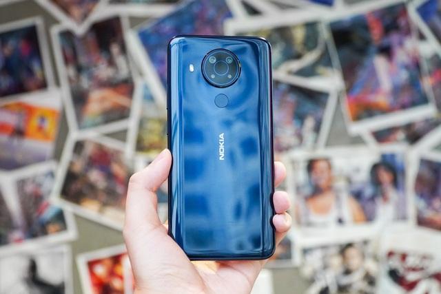 Trên tay Nokia 5.4: hiệu năng tốt, camera ổn, đáng tiếc ở màn hình - 2