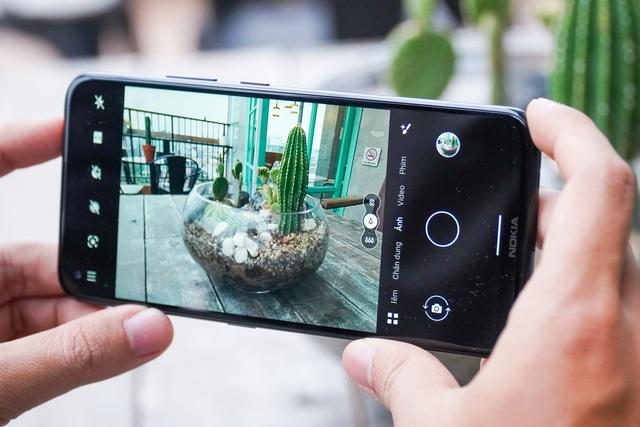 Trên tay Nokia 5.4: hiệu năng tốt, camera ổn, đáng tiếc ở màn hình - 4