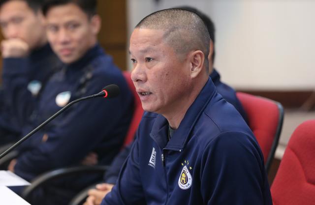 HLV Chu Đình Nghiêm: HA Gia Lai sẽ khác khi có Kiatisuk - 1