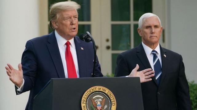 Phe Dân chủ kêu gọi ông Pence kích hoạt hiến pháp, phế truất ông Trump - 1